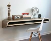 Mało miejsca na biurko ? półka zmieniająca się w biurko