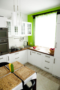 Zielona kuchnia tags[kuchnia, meble kuchenne]
