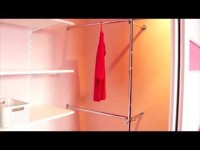 Building wardrobes diy – shelves for clothes – YouTube