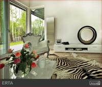 Nowoczesny kominek na etanol – salon nabiera charakteru, a Twoje mieszkanie czy dom dobreg ...