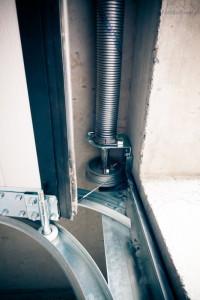 mechanizm bramy garażowej