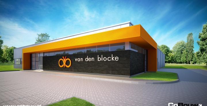 Obiekt VAN DEN BLOCKE.PL w trakcie realizacji