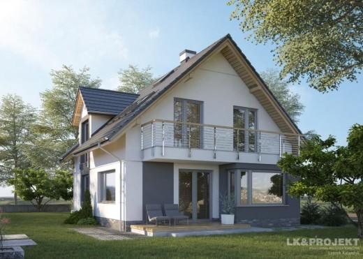 LK&1212 projekt spełniajacy warunki programu dofinansowań do kredytu Mieszkanie dla Młodych  ...