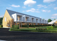 LK&1217 projekt osiedla domów szeregowych w Szwecji http://lk-projekt.pl/lkand1217-produkt-9 ...
