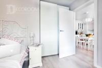 Mieszkanie w stylu skandynawskim – sypialnia
