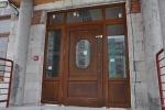 Drzwi wejściowe do sklepu