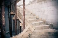 betonowe schodu zabiegowe szalunek