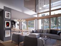 projekt salonu LK&1153 http://lk-projekt.pl/lkand1253-produkt-9567.html#wnetrza biura archit ...