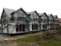 Dom w zabudowie szeregowej w Skawinie: http://stalowedomy.pl/inwestycja-ul-kopernika-skawina/ Oc ...