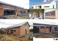 Projekt i realizacja budynku jednorodzinnego w Bieruniu, Projekt: 2015r, Realizacja 2015r, Archi ...