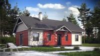 Projekt domu Z241 WAE1345