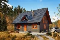 Projekt domu Rumiankowo DM-6542 KRF2644