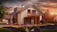 Projekt domu Z245 WAE1299
