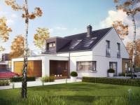 DOM.PL™ – Projekt domu AC Edgar II G2 ENERGO PLUS CE – DOM AF7-40 – gotowy pro ...