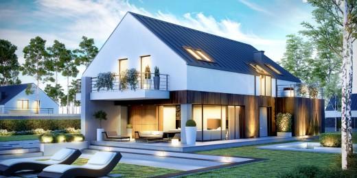 DOM.PL™ – Projekt domu CPT KONCEPT 10 CE – DOM CP1-10 – gotowy projekt domu