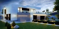 DOM.PL™ – Projekt domu CPT Koncept 30  – DOM CP1-36 – gotowy projekt domu