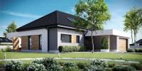DOM.PL™ – Projekt domu CPT Koncept 29 – DOM CP1-33 – gotowy projekt domu
