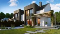 DOM.PL™ – Projekt domu SZ5 Zb14 CE – DOM SZ4-34 – gotowy projekt domu  Współcz ...