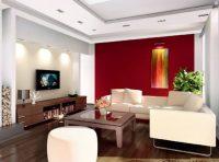 Aranżacja sufitu podwieszanego w salonie – oświetlenie punktowe