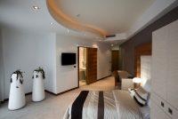 Pomysł na wykonanie sufitu podwieszanego do sypialni