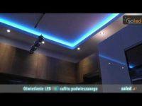 Nowoczesne aranżacje oświetlenia z zastosowaniem technologii led