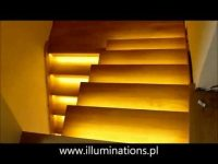 Oświetlenie schodów – sterownik – taśmy led – inteligentny sterownik schodowy