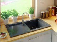 Zlewozmywak Granitowy, czyli moim zdaniem must-have w każdej kuchni. Ceramiczne nie nadają takie ...