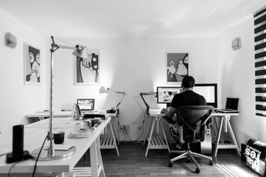 Jak urządzić biuro? Czy fototapety do biura to dobry pomysł?