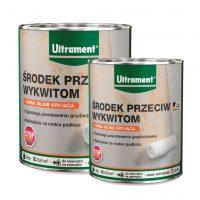 Środek Przeciw Wykwitom od Ultrament to silnie kryjąca, paroprzepuszczalna farba blokująca wykwi ...