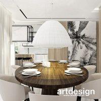 Jadalnia z owalnym stołem. PERFECT MATCH | Wnętrza domu