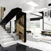 Hol i schody to ważna przestrzeń domu, warto zaaranżować ją w wyjątkowy sposób, aby tworzyła prz ...