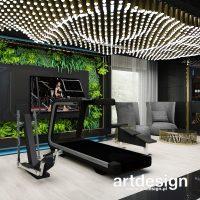 Strefa fitness i domowe spa. PURE GENIUS | Wnętrza domu