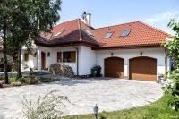 Dom jednorodzinny z poddaszem użytkowym