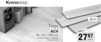 Panele Tioga – prezentują się zupełnie, jak prawdziwe drewno. Plus za nowoczesny i minimal ...