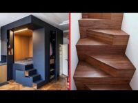 Ciekawe rozwiązania na przechowywanie. Amazing Home Ideas and Ingenious Space Saving Designs