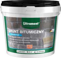 Linia izolacji bitumicznych marki Ultrament, w tym – Grunt bitumiczny zwiększający przyczepność  ...