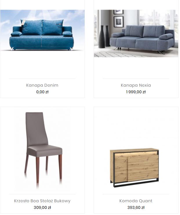 Sprawdź na jumeble.pl nowoczesne meble do salonu i jadalni.