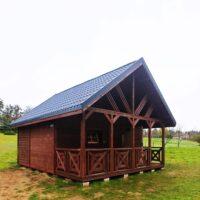 Domek letniskowy Bolesław – Producent Drewnolandia