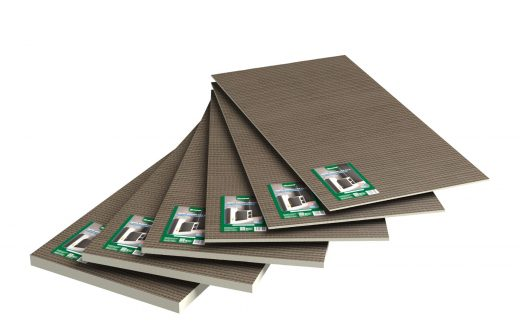 Płyta budowlana niemieckiej marki Ultrament to łatwy w montażu i obróbce, wodoodporny produkt pr ...